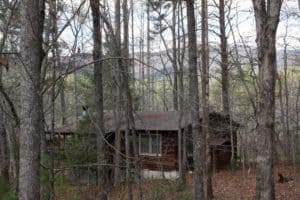 Cabins in the North Georgia mountains