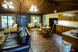 Deer Trail Group Lodge