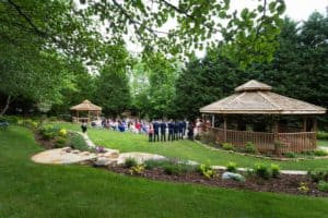 Fox Hollow Outdoor Wedding Garden