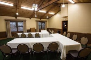 Meeting Room in Deer Trail Lodge
