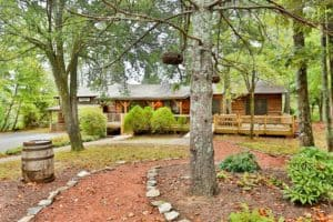 Deer Trail Retreat Lodge